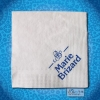 Tailor-made paper napkins